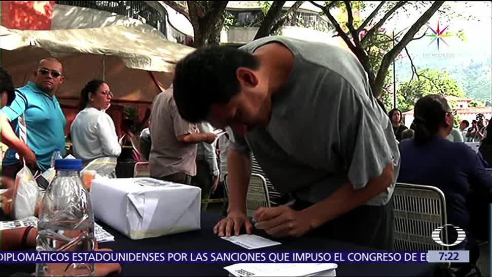 oposición, Venezuela, rechaza, Asamblea Constituyente