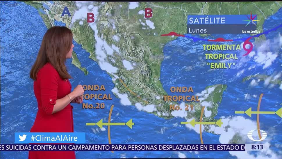 Clima, Al Aire, Prevén, ambiente caluroso, México