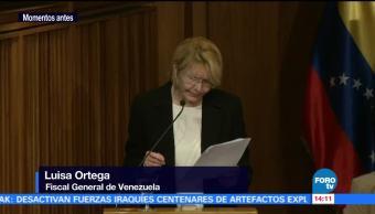 Asamblea Nacional Constituyente Burla Luisa Ortega