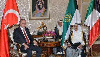 Presidente De Turquia, Tayyip Erdogan, Arabia Saudita, Golfo Persico, Naciones Arabes, Ankara