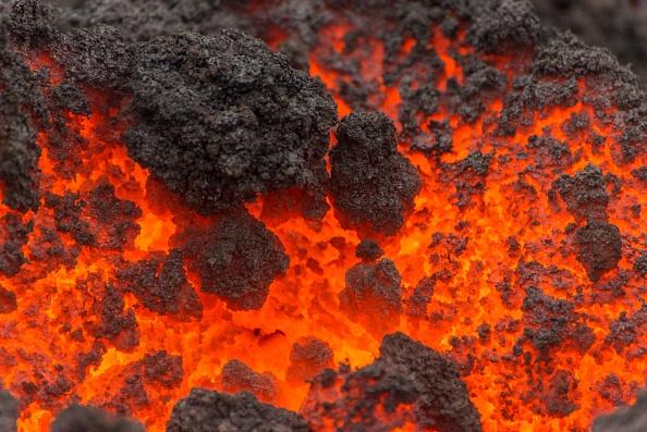 Pueblo viejo, Venustiano Carranza, volcán, Michoacán, Paricutín, lava