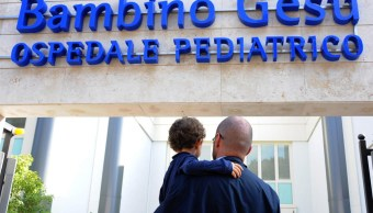 hospital pediátrico, bambino gesu, Papa Franciso, atención médica, hospital, niños