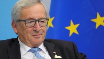 Presidente Comisión Europea Jean Claude Cumbre