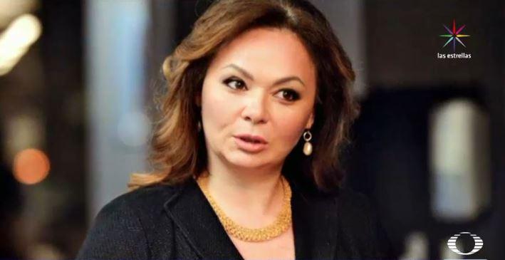 Abogada rusa Natalia Veselnitskaya