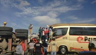 Choque, San Luis Potosí, Accidente vial, SLP, Vialidad