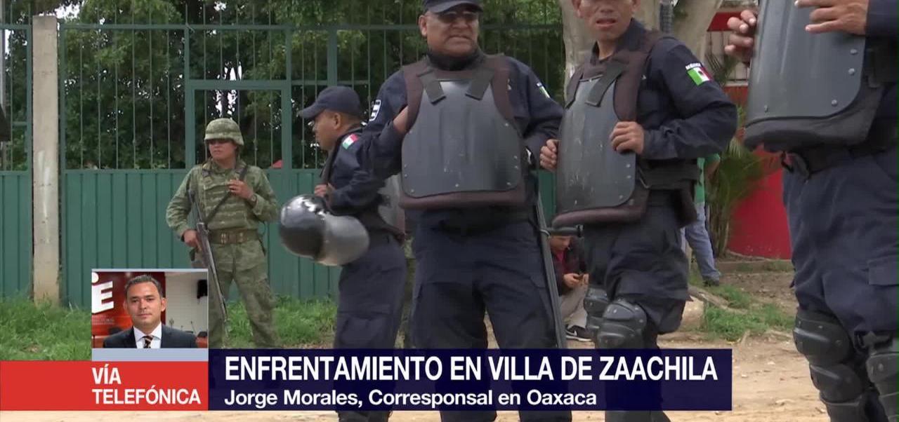 50 Viviendas, Incendiadas, Enfrentamiento, Oaxaca