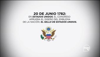 Anecdotario, Secreto, Escudo, Estados Unidos, gran, sello