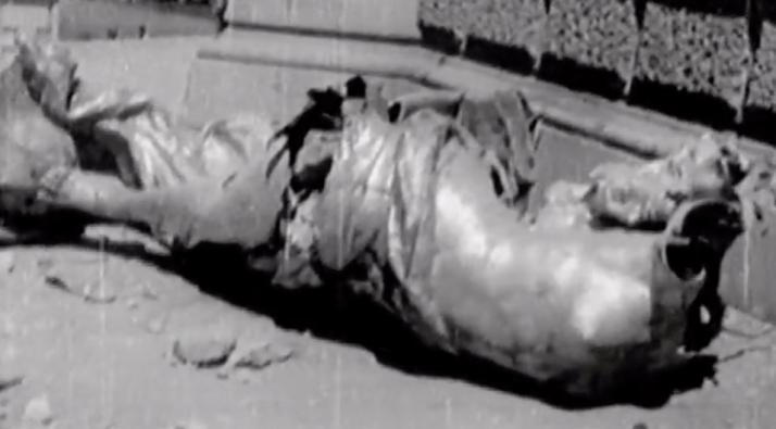 Sismo, Terremoto, Temblor, 1957, Ciudad de México, Ángel de la Independencia