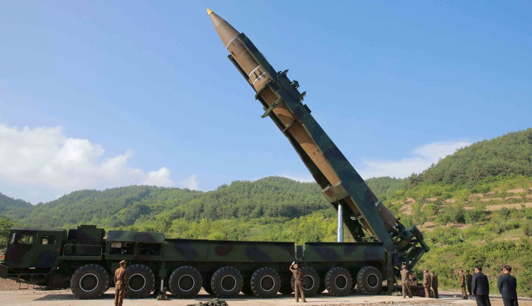Estados Unidos confirma que misil norcoreano sobrevolo Japon