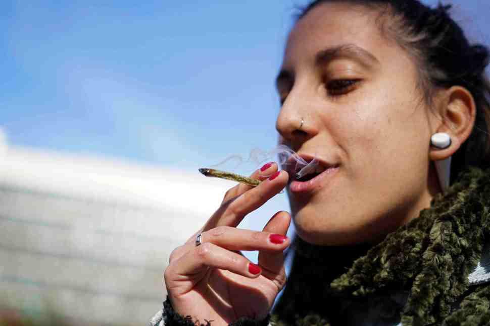 Fumar Mariguana, Mariguana, Legalización de la mariguana, Consumo legal