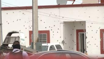 Grupo Delictivo, Localizan, Autos Robados, Ataque a Comandancia, Chihuahua, Villa Ahumada, Armas, Fiscalia