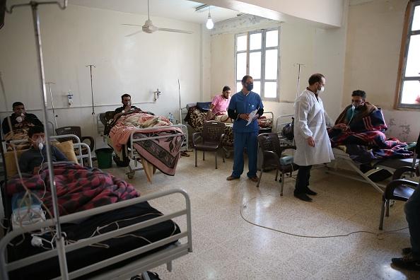 Un ataque químico en Siria mató al menos a 90 personas (Getty Images)