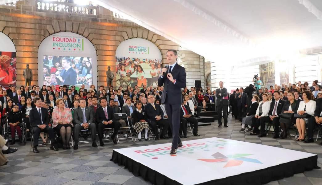 Aurelio Nuno, Cuarto Eje, Reforma Educativa, Educacion, Sep