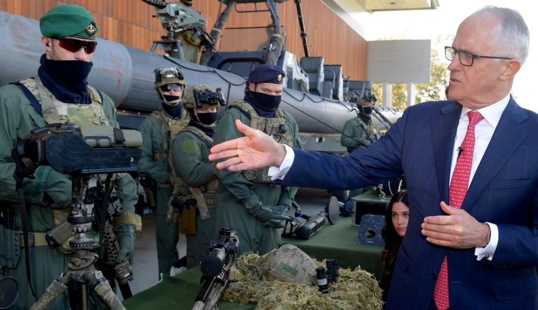 Australia incorpora el Ejército a la lucha antiterrorista