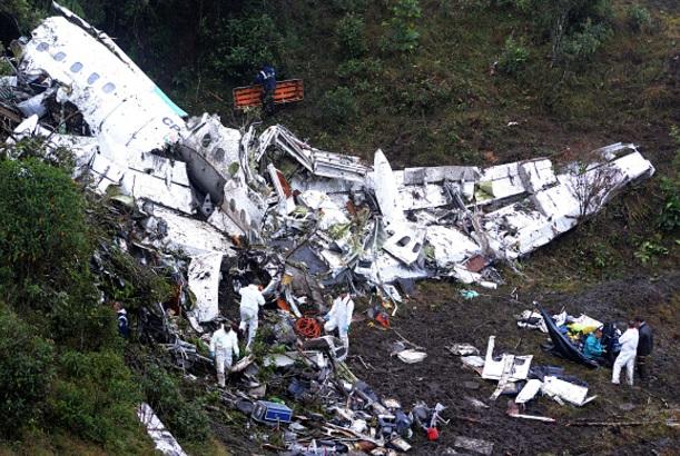 Accidente, Aereo, Antioquia, Jugadores, Chapecoense