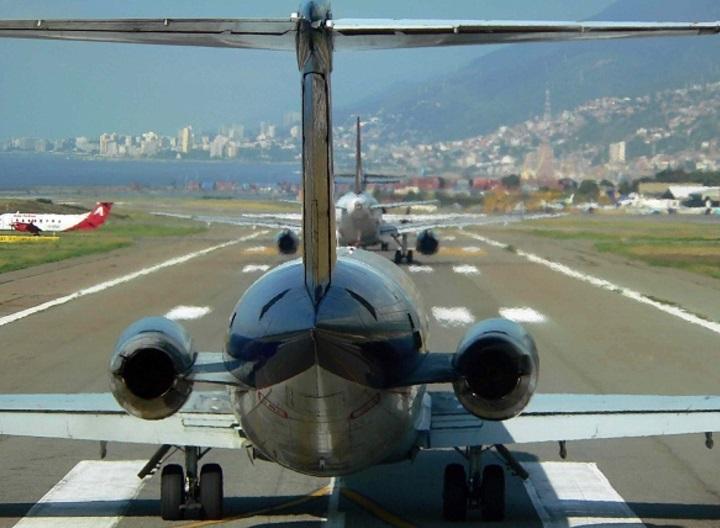 iberia cancela vuelo caracas domingo seguridad