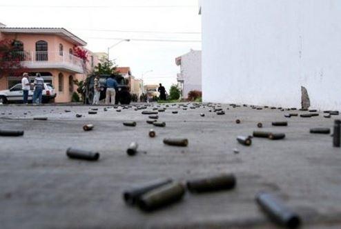 estejo, Clausura, Muertos, Michoacan, Ciclo Escolar, Primaria, Disparos, Armas