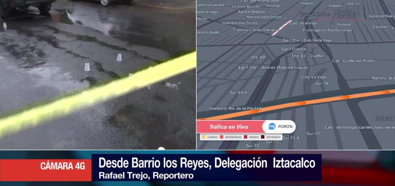 noticias, forotv, Balean, camioneta, delegación Iztacalco, Balean camioneta