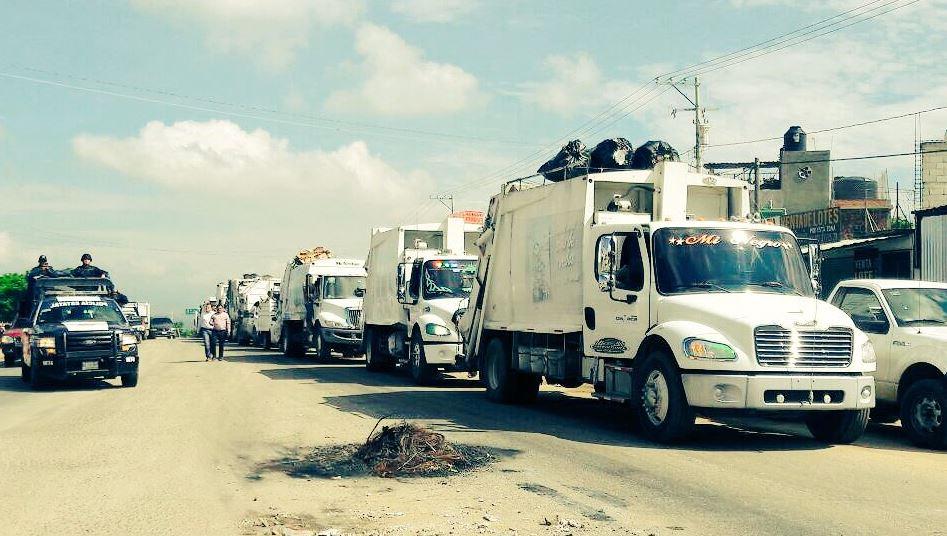 Basurero En Oaxaca, Vicente Guerrero, Basura En Las Calles, Trabajadores De Limpia, Noticias, Noticieros