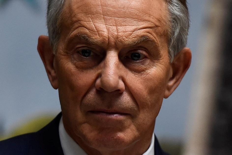 El ex primer ministro de Gran Bretaña Tony Blair (Reuters/archivo)