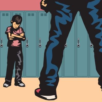 Violencia familiar, origen del bullying entre los niños