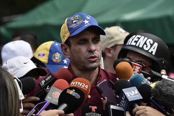Tribunal revoca prisión domiciliaria a Leopoldo López y Antonio Ledezma