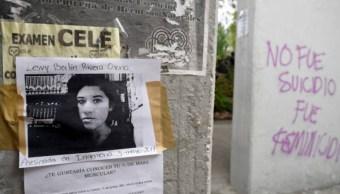 Exigen que muerte de Lesvy se denomine feminicidio. (Getty Images Archivo)
