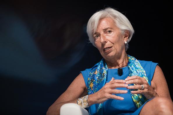 El FMI podría mudarse a Pekín, dijo Christine Lagarde