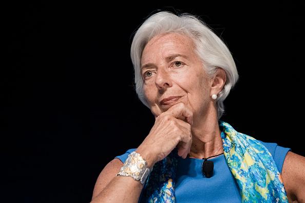 Christine Lagarde advierte por las consecuencias de la incertidumbre política
