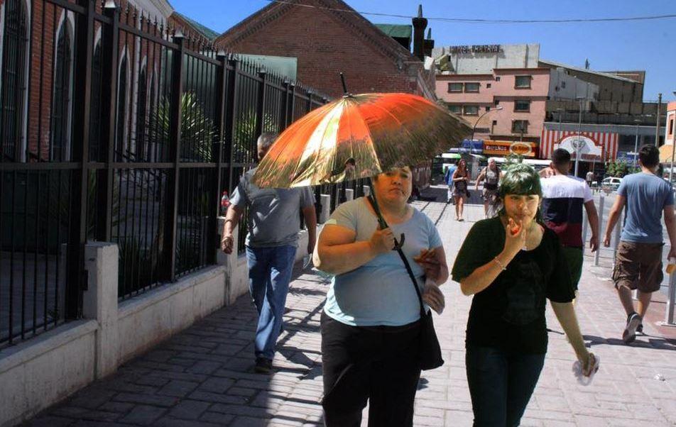 Ciudad juarez, Chihuahua, Secretaria de salud, Altas temperaturas, Enfermedades gastrointestinales