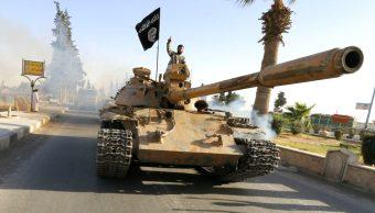 Bombardeo Estado Islamico Muertos Ciudad Al Raqa Siria