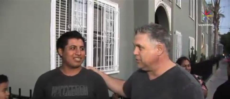 Comunidad latina apoya a elotero mexicano agredido por argentino en EU
