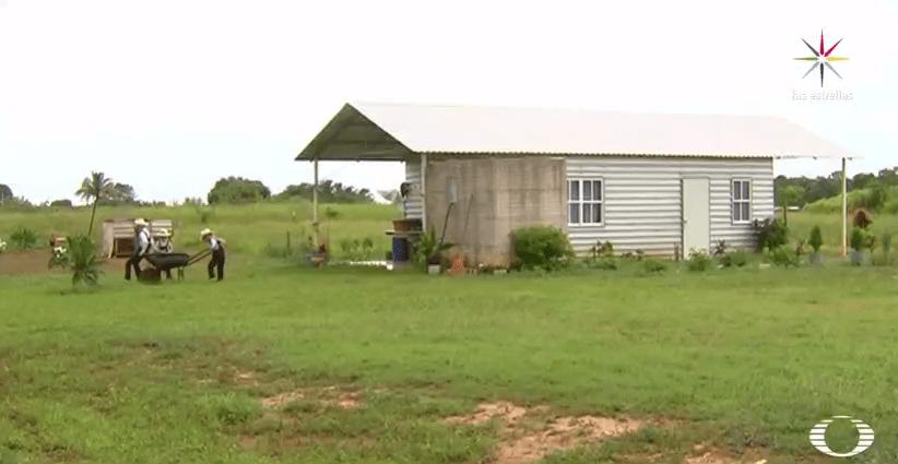 Comunidad menonita de Bacalar, en Quintana Roo