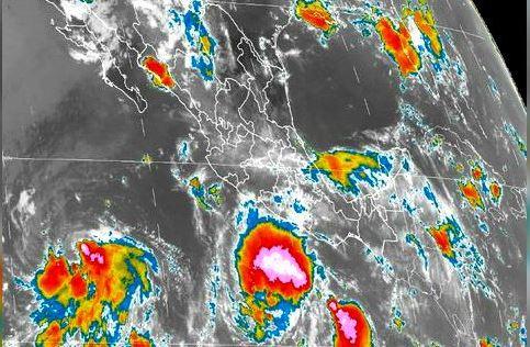 Republica Mexicana, Tormenta Tropical, Hilary, Riesgo, Clima, Oaxaca, Costas