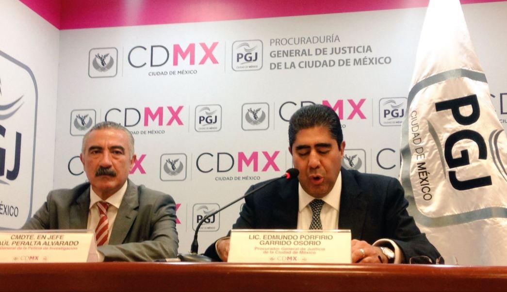 Edmundo Garrido, pgjcdmx, tláhuac, procurador, justicia