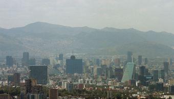 Mala calidad del aire en tres municipios mexiquenses y dos delegaciones CDMX