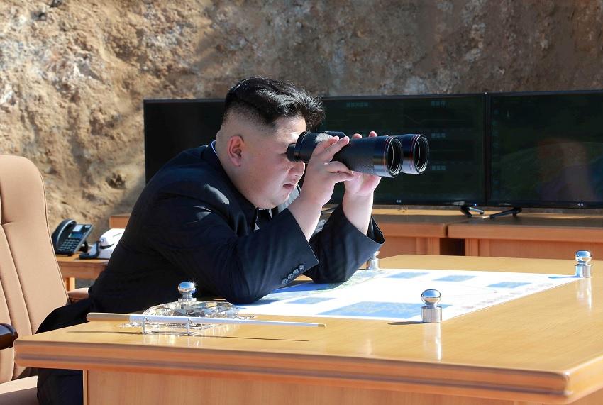 Corea del Norte, Kim Jong Un, Misil, Balistico