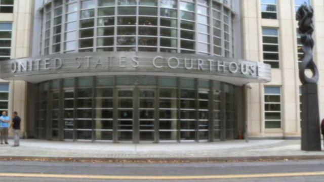 Corte del distrito de Brooklyn, en Estados Unidos
