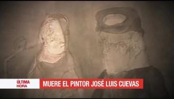 Cuevas, artista mexicano, artista plástico, José Luis Cuevas