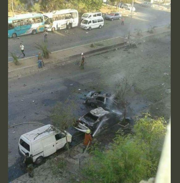 Explosiones, Damasco, Siria, Muertos, Heridos, Coches bomba, Televisora estatal, Suicida, Atentado
