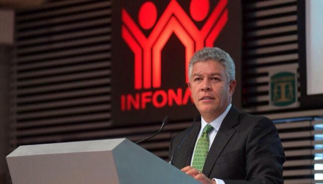 David Penchyna Grub, director del Infonavit