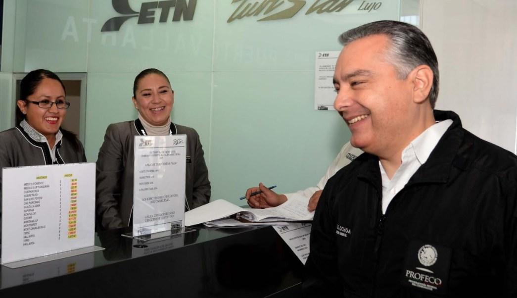 Rafael Ochoa Morales, procurador federal del Consumidor. (Profeco)