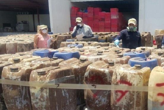 Destruye PGR más de 217 toneladas
