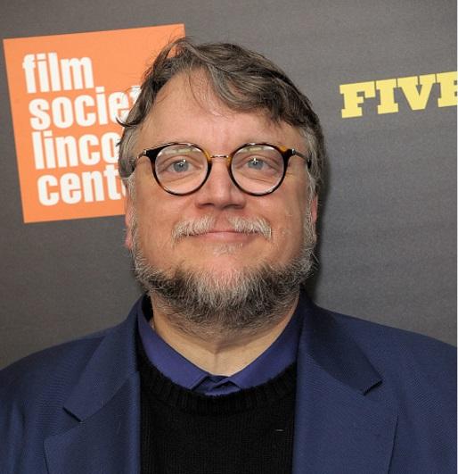 El director de cine mexicano Guillermo del Toro
