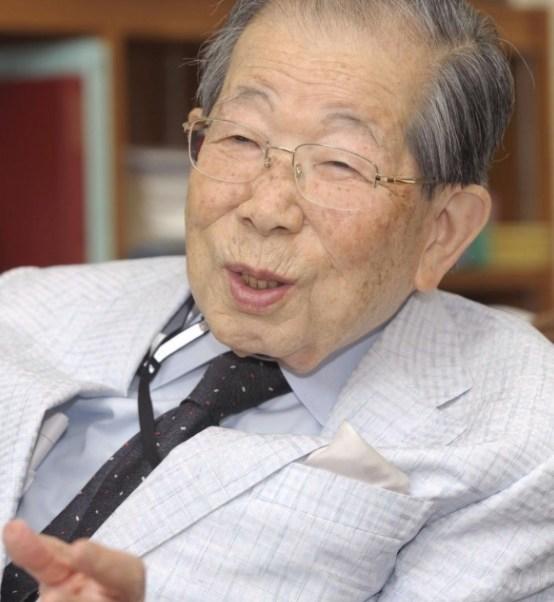 El médico japonés Shigeaki Hinohara muere a los 105 años (Foto: Japan Times)