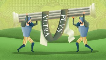 origen símbolo peso dólar español