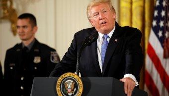 Trump decidir promulga veta sanciones Rusia