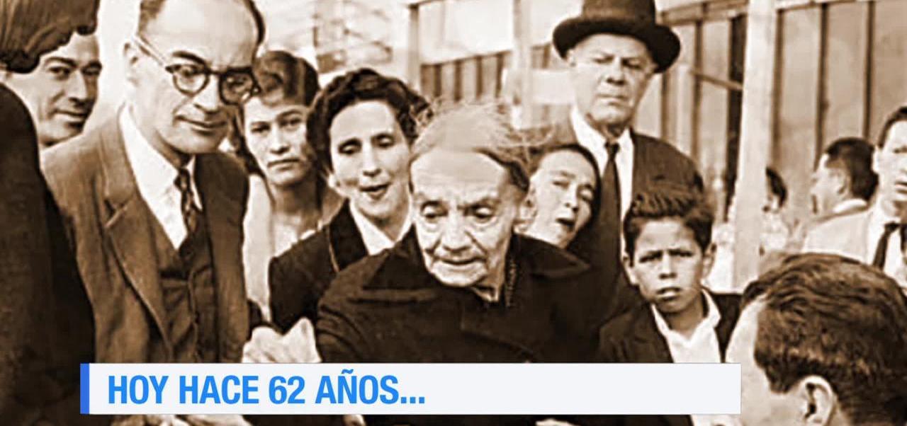 noticias, forotv, Efeméride, En Una Hora, Voto de la mujer, México