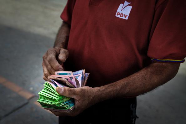 La impresión de dinero impulsó la inflación