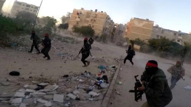 Terrorismo, Egipto, soldados, muerte, Sinaí, seguridad,